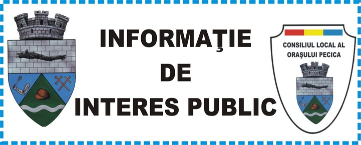 Hotărârea nr. 1 a Comitetului Local pentru Situații de Urgență Pecica