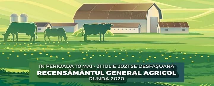 A început Recensământul General Agricol